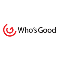 Who's Good logo