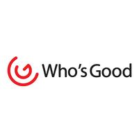 Who's Good logo